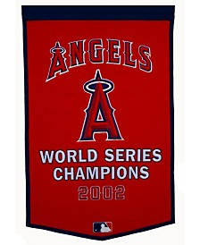 Winning Streak Los Angeles Angels of Anaheim Dynasty Banner
