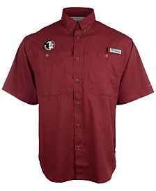 Columbia Men's Florida State Seminoles Tamiami Shirt