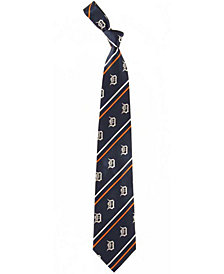 Eagles Wings Detroit Tigers Cambridge Striped Tie