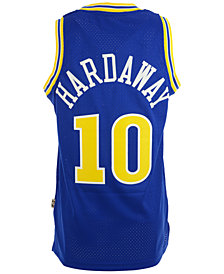 adidas Tim Hardaway Golden State Warriors Swingman Jersey