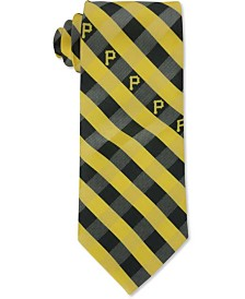 Eagles Wings Pittsburgh Pirates Checked Tie