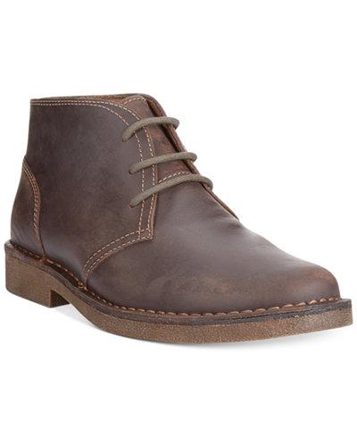 Dockers Tussock Chukka Boots - All Men's Shoes - Men - Macy's