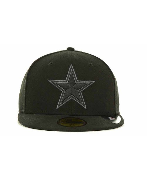 New Era Dallas Cowboys Basic 59FIFTY Fitted Cap - Sports Fan Shop By ... 5a1b6ad83