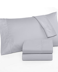 CLOSEOUT! Martha Stewart Collection Standard Pillowcases Pair, 300 Thread Count 100% Cotton, Created for Macy's