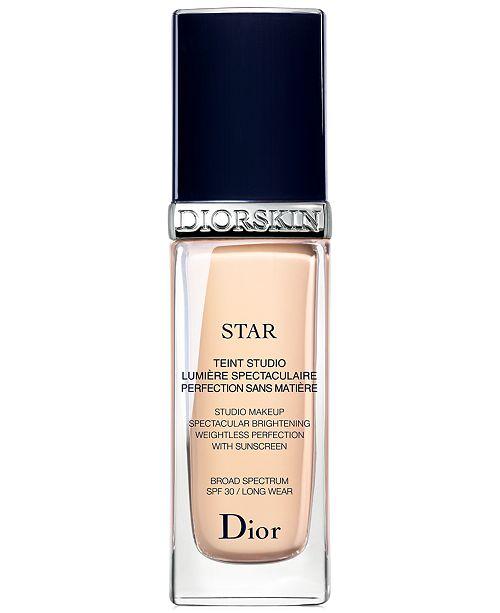 Dior Diorskin Star Fluid Foundation SPF 30