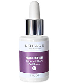 NuFACE Nourisher Superfruit Stem Cell Serum, 1 oz