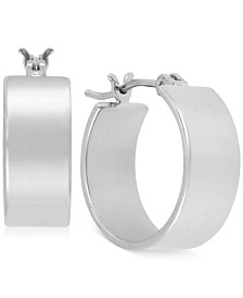 Kenneth Cole New York Small Hoop Earring