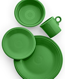 Fiesta Shamrock 4-Piece Place Setting