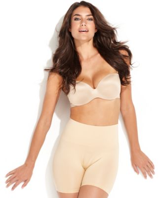 Image of Jockey Slimmers Seamless Shorts 4136