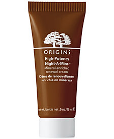 Receive a Free 2-Pc. Origins Skincare Gift with any $35 Origins purchase