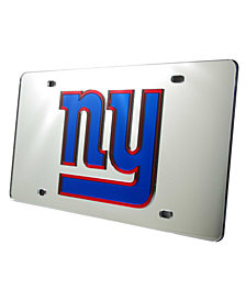 Rico Industries New York Giants Laser Tag License Plate