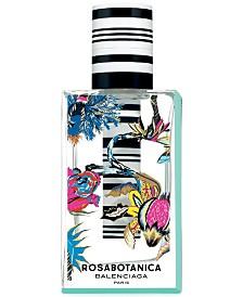 Balenciaga Rosabotanica Fragrance Collection