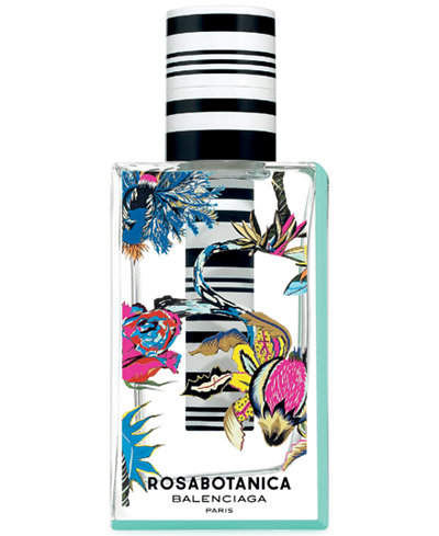 Balenciaga Rosabotanica Fragrance Collection