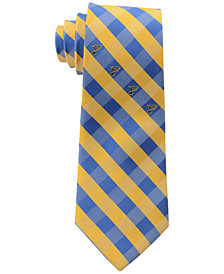 Eagles Wings St. Louis Blues Checked Tie