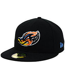 New Era Akron Rubber Ducks 59FIFTY Cap
