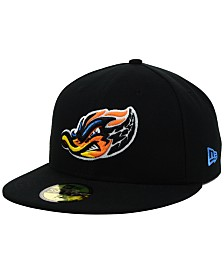 New Era Akron Rubber Ducks 59FIFTY Cap