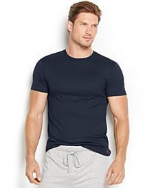 Men's Supreme Ultra-Soft Pima JerseyComfort Crew-Neck T-Shirt