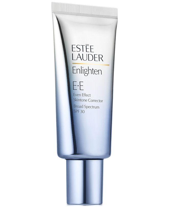 Estee Lauder Enlighten EE Even Effect Skintone Corrector EE Creme SPF 30, 1 oz