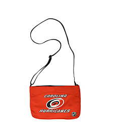 Little Earth Carolina Hurricanes Mini Jersey Purse