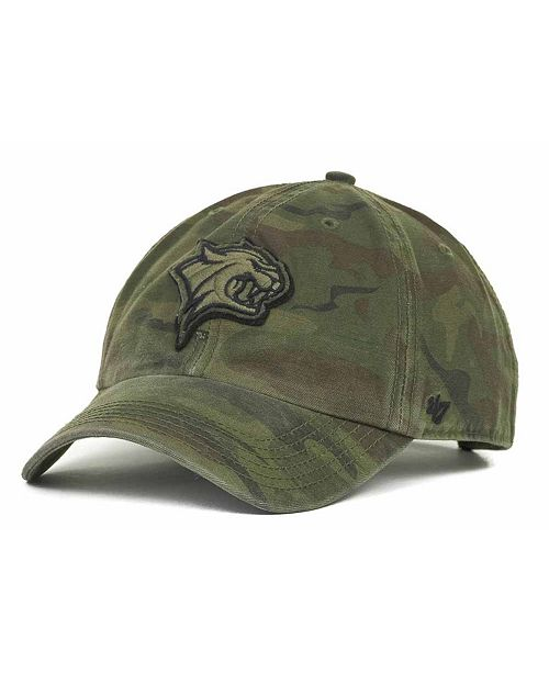 '47 Brand New Hampshire Wildcats OHT Movement Clean Up Cap