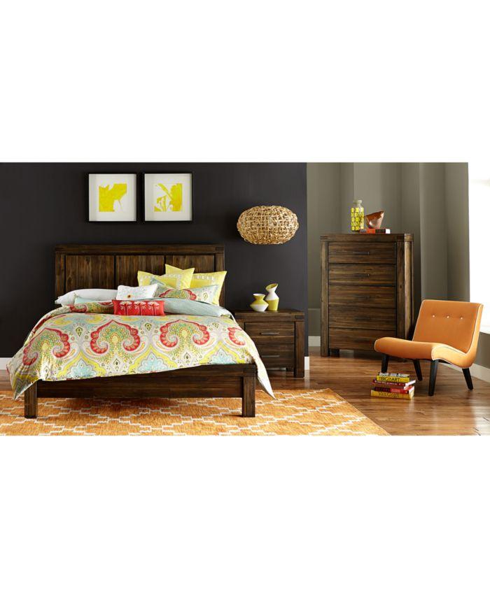 Furniture Avondale King Platform Bed & Reviews - Furniture - Macy's