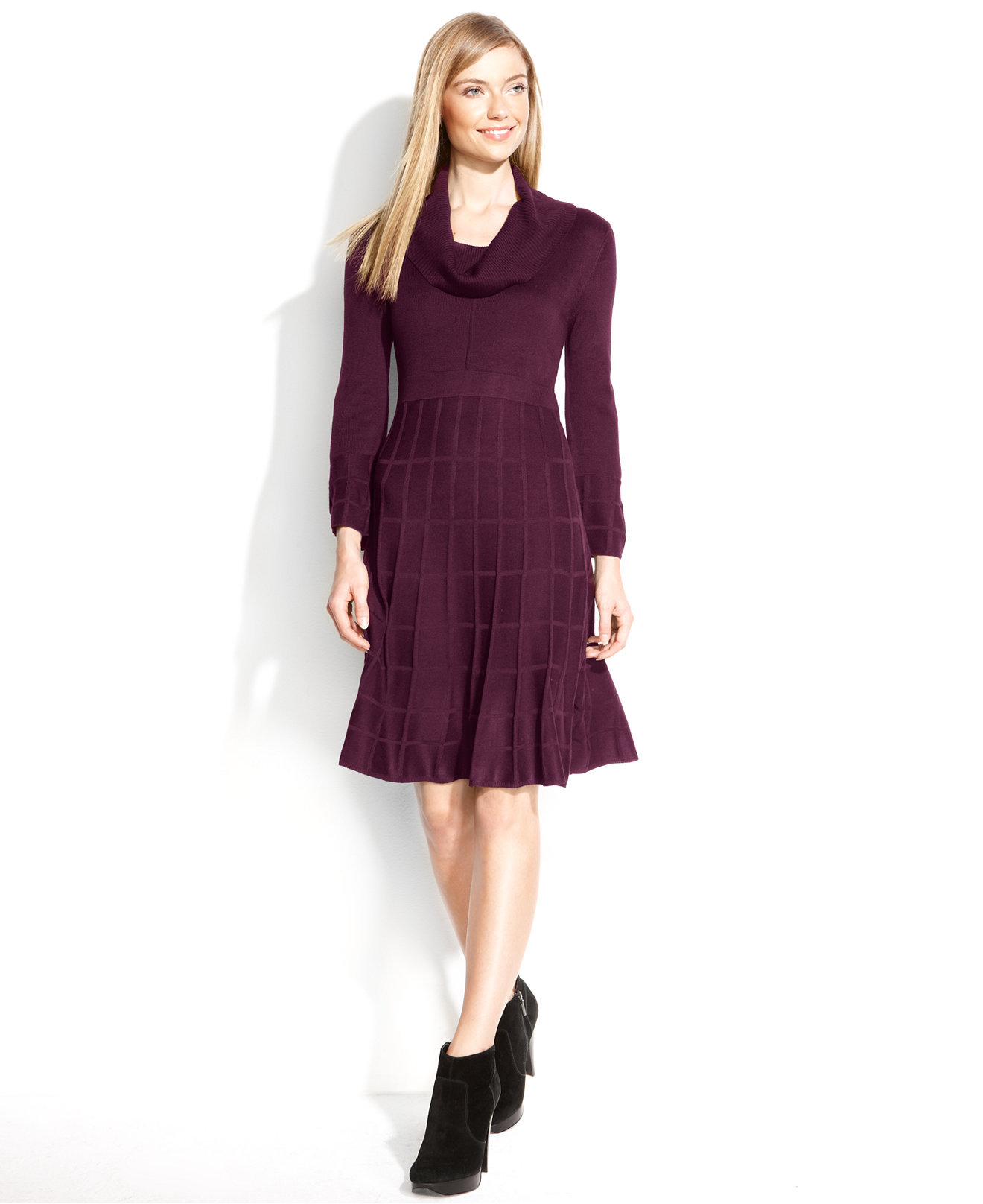 Long Sleeve Knit Dresses