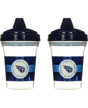 Baby Fanatics Tennessee Titans 2-Pack Sippy Cups