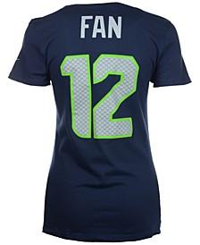 Women's Fan #12 Seattle Seahawks Player Pride T-Shirt