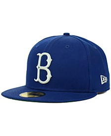Brooklyn Dodgers MLB Cooperstown 59FIFTY Cap