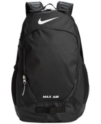 ee364e075a ... Nike Max Air Team Training Large Backpack - Bags Backpacks - Men -  Macys ...