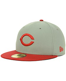 Cincinnati Reds MLB Cooperstown 59FIFTY Cap