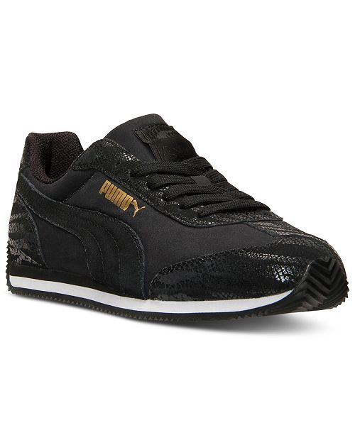 Puma Women's Rio Speed Animal Casual Sneakers from Finish Line