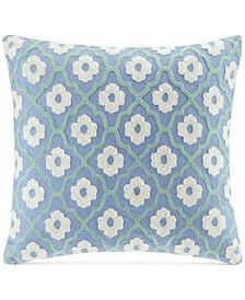 """Kamala 18"""" Square Decorative Pillow"""