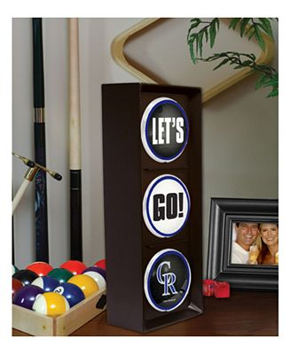 Memory Company Colorado Rockies Flashing Let's Go Light