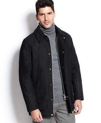 Barbour Chelsea Sportsquilt Jacket Coats Jackets Men Macys