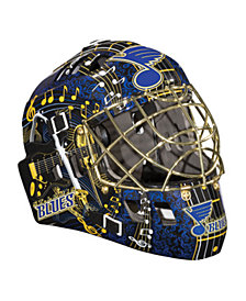 Franklin St. Louis Blues NHL Team Mini Goalie Mask