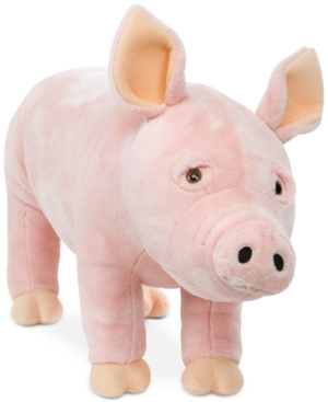 Melissa and Doug Kids' Pig Plush