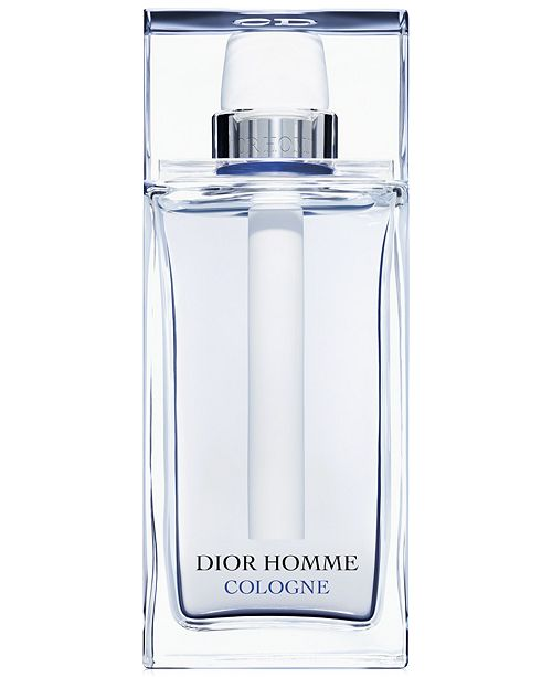 Dior Cologne Collection
