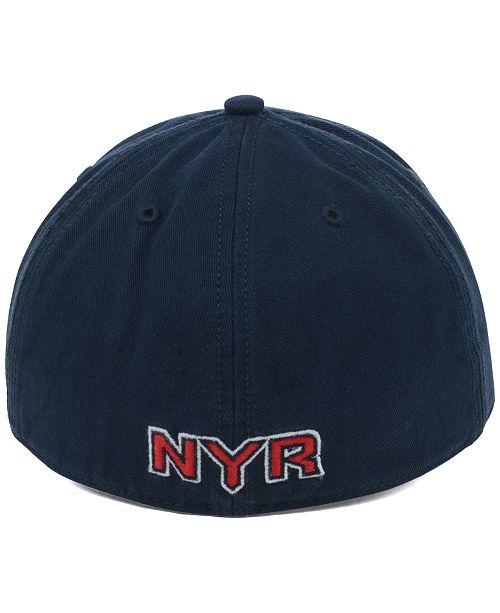 85bf8a5754b96c 47 Brand New York Rangers Franchise Cap & Reviews - Sports Fan Shop ...