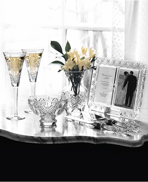 Waterford Crystal Gifts Wedding Collection Macys
