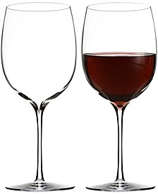 Waterford Bordeaux Wine Glass Pair