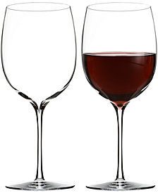 Waterford Elegance Bordeaux Wine Glass Pair