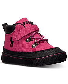 Polo Ralph Lauren Toddler Girls' Logan Hiker Boots from Finish Line
