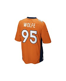 Nike Men's Derek Wolfe Denver Broncos Game Jersey