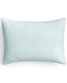 "Calvin Klein 12"" x 16"" Bead Strand Decorative Pillow"