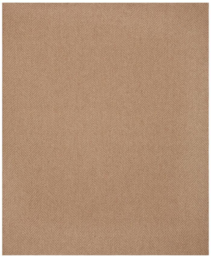 Macy's Fine Rug Gallery - Sandbar Herringbone 8' x 10' Area Rug