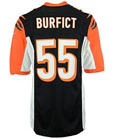 Nike Men's Vontaze Burfict Cincinnati Bengals Game Jersey