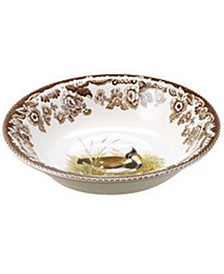 Woodland by Lapwing Ascot Cereal Bowl