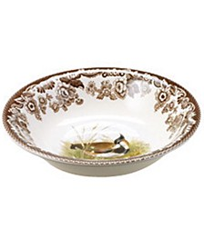 Woodland by Spode Lapwing Ascot Cereal Bowl