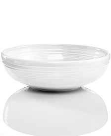 White 68 oz. large Bistro Bowl